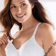 Anita Melltartó szoptatós 5044 White