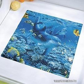 Delfines csúszásgátló zuhanyba