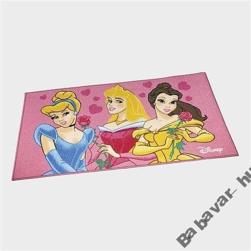 Disney hercegnős szőnyeg  BabaVár Baba-KisMama outlet webáruház