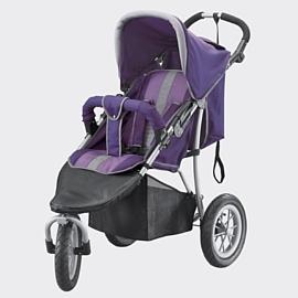 Baby-Walz 3 Kerekű Sport babakocsi Lila  4f10361850