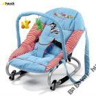 Hauck kék pihenőszék játszóívvel
