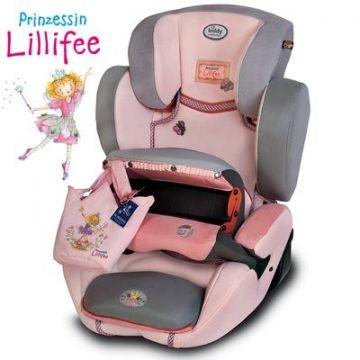 Kiddy Gyerekülés Comfort pro : hercegnős