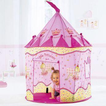 Knorr Little Princess  Játszósátor