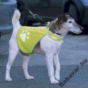 Kutyának fényvisszaverő mellény