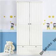 Roba Dreamworld  2 fehér 2 ajtós szekrény