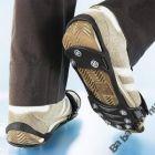 Szegecselt csúszásgátlós talp cipőre