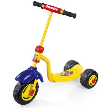 Scooter 3 Kerekű Fém Roller