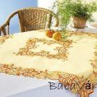 Őszi leveles asztalterítő/ asztalközép