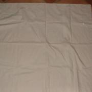 Fehér színű pamut baba paplan huzat 80×80