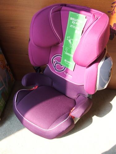 cybex solution x2 fix aut s l s 15 36 kg violet spring. Black Bedroom Furniture Sets. Home Design Ideas