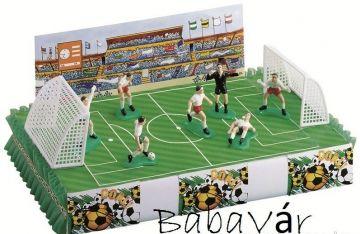 3D focis tortadíszítés