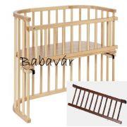 BabyBay baby maxi bölcsőhöz lezáró rács Barna