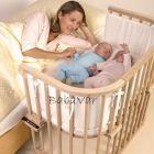 BabyBay baby natur maxi bölcső