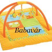 BabyFehn békás játszószőnyeg