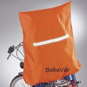 Biciklire rakható gyereküléshez ülésponyva takaró