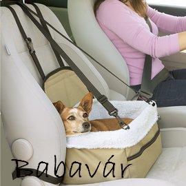 Biztonsági Kutyatáska autóba