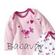 Bornino Body: Rózsaszín madaras