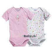 Bornino Rózsaszín Pillangós/ mintás  Body
