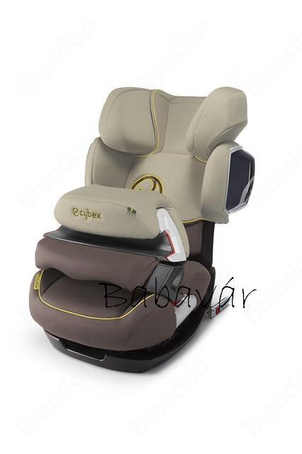 cybex gyermek l s 9 36 kg pallas 2 fix gold isofix natural. Black Bedroom Furniture Sets. Home Design Ideas