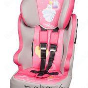 Disney Princess gyermek autósülés 9-36 kg Rózsaszín