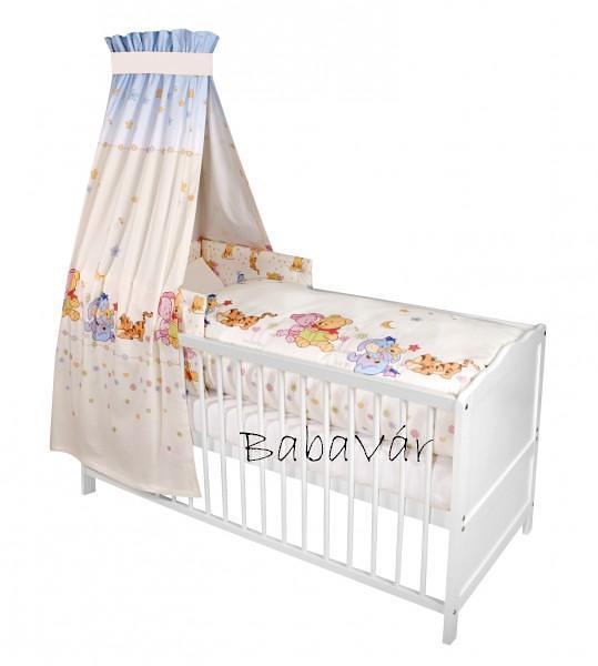 Disney baby négyrészes ágyneműgarnitúra kiságyba natur Micimackós ... 3878f8acfb