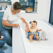 Thermobaby biztonsági fürdető Aquababy kék