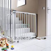 Geuther 2733+ Fa biztonsági lépcső ajtó Fehér