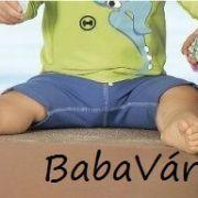HYPHEN kék úszósort babáknak UV szűrős