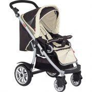 Knorr Baby Joggy S 3 Kerekű Sportbabakocsi Jogger barna mintás ... 60671a52fc