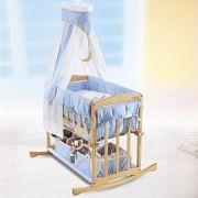 Kék Textil tároló 2 db