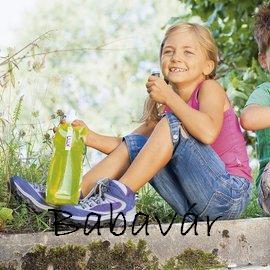 Lila Lány Túracipő - BabaVár Baba-KisMama outlet webáruház
