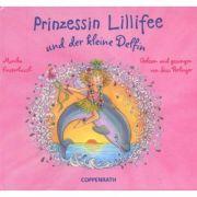 Lillifee Hercegnő és A kis Delfin Hangoskönyv Német nyelven 98fdd3f502
