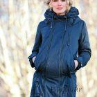 Mama Licicous Tikka kismama téli kabát