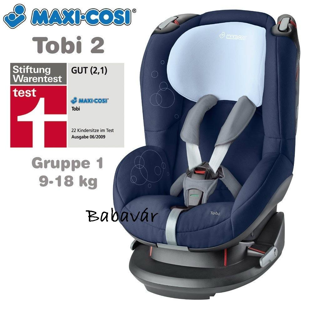 maxi cosi gyermek l s 9 18 kg tobi dress blue. Black Bedroom Furniture Sets. Home Design Ideas