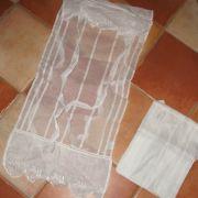 Mirabeau fehér függöny pár