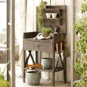 Mirabeau kerti szekrényke