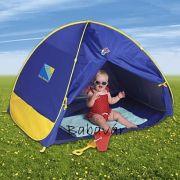 Napvédő pop up sátor gyerekeknekUV védelem 50 +
