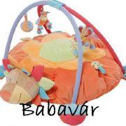 Nattou oroszlános babzsákos játszószőnyeg/ pihenő zsák