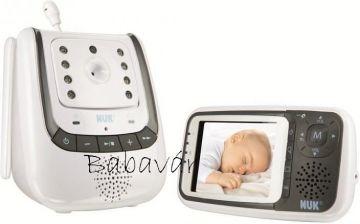 Nuk Eco Control plus Video bébiőr