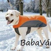 Orkános bélelt téli kutyaruha