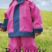 PlayShoes rózsaszín bélelt esőnadrág