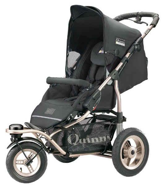 Quinny Freestyle XL Comfort 2011 Jogger 3 kerekű 0eac7dcf4f