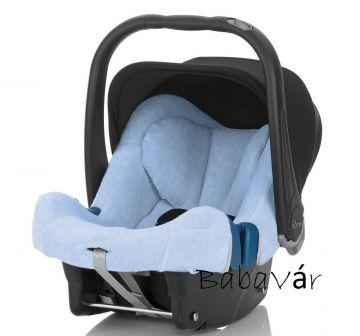Römer baby-safe autósülésre nyári huzat fejvédő nélkül
