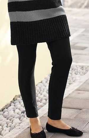 Star Collection kismama leggings fekete