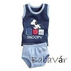 Trikós Szett 86/ 92: Snoopy