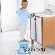 Tummy tub Kék Ülőke/ Tároló