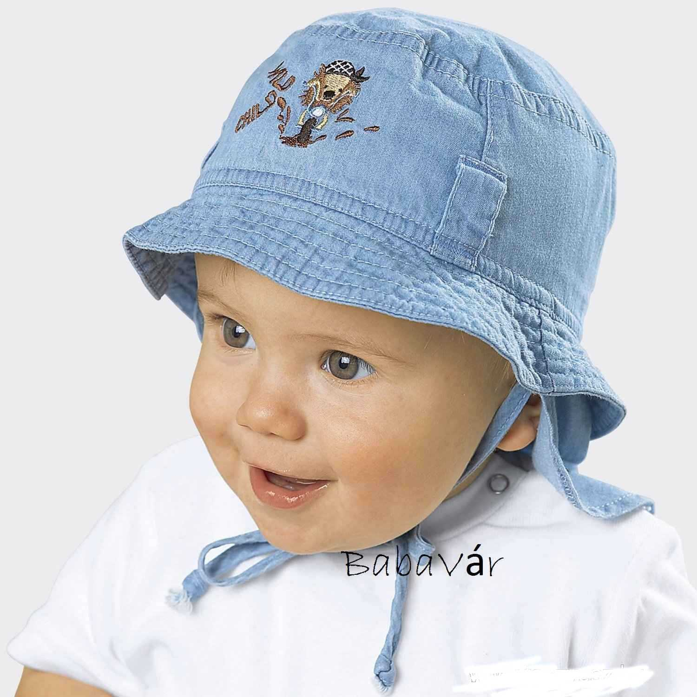 6ed719fc9f Vékony farmer nyári kalap   BabaMamaOutlet.hu