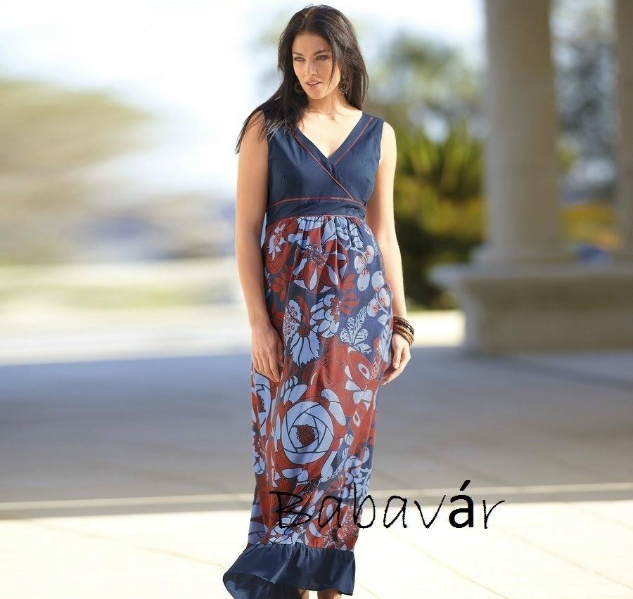 Star Collection hosszú nyári ruha  f2b42f2ddf