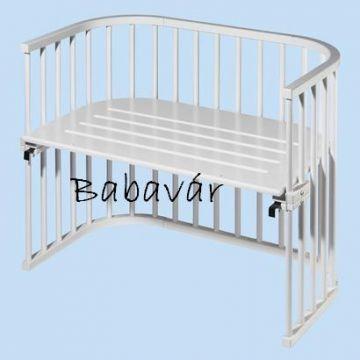 BabyBay baby maxi bölcső Fehér lezáróval