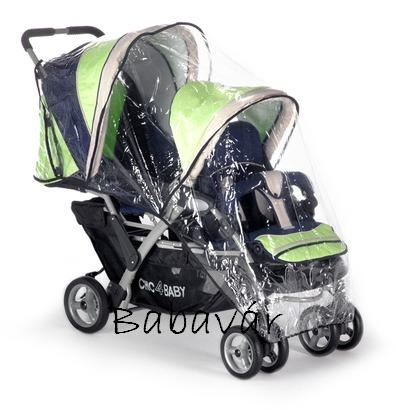Chic 4 Baby Iker  Testvér babakocsi mózessel esővédővel ... 42db8f0d2a